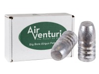 Air Venturi .45 Cal, 405 Grains, Flat Point, 50ct