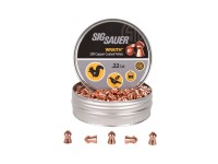 SIG Sauer Sig Sauer Wraith Copper-Plated .22 Cal, 21.14 Grains, Round Nose, 200ct