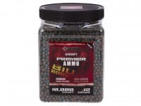 Crosman Elite Premier Camo 6mm Biodegradable Airsoft BBs, 0.12g, 10,000 Rds, Tan and Green
