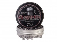 Benjamin .177 Cal, 7.9 Grains, Hollowpoint, 750ct