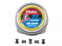 Daisy PrecisionMax .22 Cal, 13.8 Grains, Flat Nose, 500ct