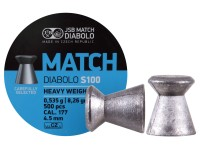JSB Blue Match Heavy Weight  .177 Cal, 8.26 Grains, Wadcutter, 500ct