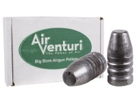 Air Venturi .40 Cal, 252 Grains, Flat Point,  50ct