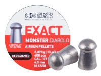 JSB Redesigned Monster Pellets .177 400 ct.