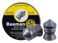 Beeman Silver Arrow .20 Cal, 15.59 Grains, Pointed, 200ct