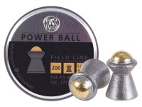 RWS Power Ball Field Line .177 Cal, 9.4 Grains, 200ct
