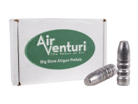 Air Venturi .257 Caliber 105 gr. Flat Point, 100 ct