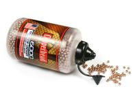 Crosman Copperhead .177 Cal, 5.1 Grains, BBs, 6000ct