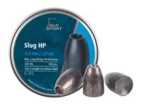 H&N Slug HP, .217 Cal., 25 Grains, Hollowpoint, 200ct