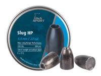 H&N Slug HP, .217 Cal., 27 Grains, Hollowpoint, 200ct