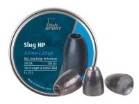 H&N Slug HP, .218 Cal., 21 Grains, Hollowpoint, 200ct