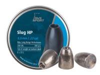 H&N Slug HP, .218 Cal. 23 Grains, Hollowpoint, 200ct