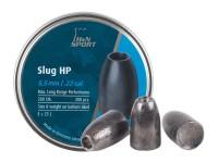 H&N Slug HP, .218 Cal., 30 Grains, Hollowpoint, 200ct
