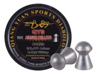 Qiang Yuan Airgun Pellets, .177, 8.48 grains, Domed, 500ct