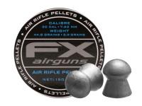 FX Air Rifle Pellets .30 Cal, 44.75 Grains, Domed, 150ct.
