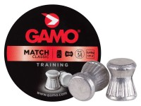 Gamo Match .177 Cal, 7.56 Grains, Wadcutter, 500ct