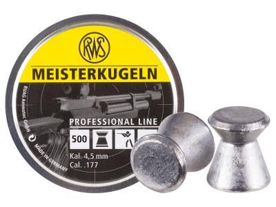 RWS Meisterkugeln Rifle