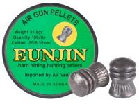 Eun Jin .25 Cal, 35.8 Grains, Domed, 100ct