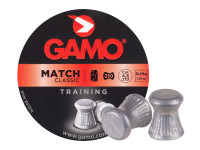 Gamo Match .177 Cal, 7.56 Grains, Wadcutter, 250ct