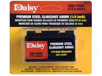 Daisy 1/4 inch Powerline Premium Steel Slingshot, 250ct