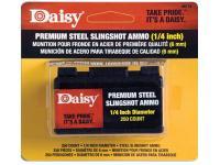 Daisy 1/4 inch Powerline Premium Steel Slingshot, 250ct
