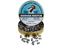 Beeman Kodiak Match Extra Heavy .177 Cal, 10.65 Grains, Round Nose, 300ct