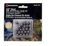 Marksman 3/8 inch Steel Shot, 75ct