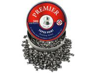 Crosman Premier Super Point .177 Cal, 7.9 Grains, Pointed, 500ct