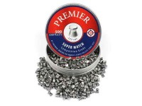 Crosman Premier Super Match .177 Cal, 7.9 Grains, Wadcutter, 500ct