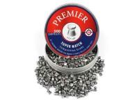 Crosman Premier Super Match .177 Cal, 7.9 Grains, Wadcutter, 500ct