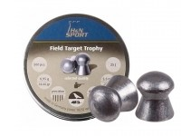 H&N Field Target Trophy .22 Cal, 14.66 Grains, Round Nose, 500ct
