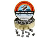 Beeman Silver Arrow .25 Cal, 24.38 Grains, Pointed, 150ct