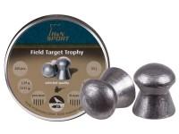 Haendler & Natermann H&N Field Target Trophy .25 Cal, 20.06 Grains, Domed, 200ct