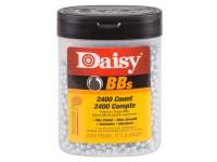 Daisy Premium Grade .177 Cal, 5.1 Grains, Zinc Plated BBs, 2400ct