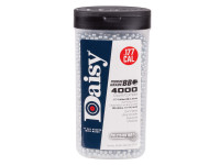 Daisy Premium Grade .177 Cal, 5.1 Grains, Zinc Plated BBs, 4000ct