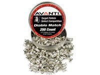 Daisy Match Grade Avanti Diablo Match .177 Cal, 8.4 Grains, Wadcutter, 250ct