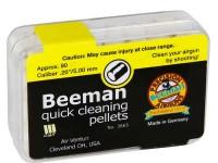 Beeman Quick Cleaning Pellets .20 Cal, 80ct