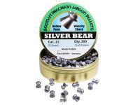 Beeman Silver Bear .22 Cal, 12.65 Grains, Hollowpoint, 200ct
