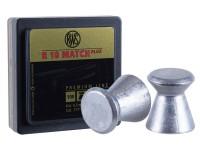 RWS R10 Match .177 Cal, 7.0 Grains, Wadcutter, Premium Line, 500ct