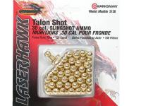 Marksman Laserhawk .30 Cal, Talon Steel Shot, Plated, 150ct
