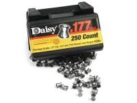 Daisy Precision Max .177 Cal, 7.5 Grains, Flat-Nosed, 250ct