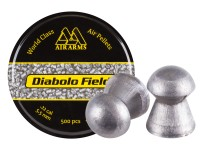 Air Arms Diabolo Field .22 Cal, 5.51mm, 16 Grains, Domed, 500ct