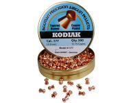 Beeman Kodiak Copper-Plated .177 Cal, 10.19 Grains, Round Nose, 300ct