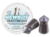 Predator International Predator NewBoy Heavy-Weight .22 cal, 26.2 Grains, Pointed, 100ct