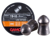Gamo TS-10 .177 Cal, 10.49 Grains, Round Nose, 200ct