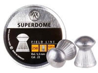 RWS Superdome .22 Cal, 14.5 Grains, Domed, 250ct