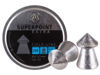 RWS Superpoint Extra .22 Cal, 14.5 Grains, Pointed, 250ct