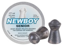Skenco NewBoy Senior .177 Cal, 15.8 Grains, Domed, 150ct