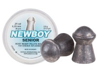 Skenco New Boy Senior .25 cal, 31.0 Grains, Domed, 90ct