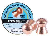 Beeman FTS Copper .177 Cal, 8.80 Grains, Domed, 300ct